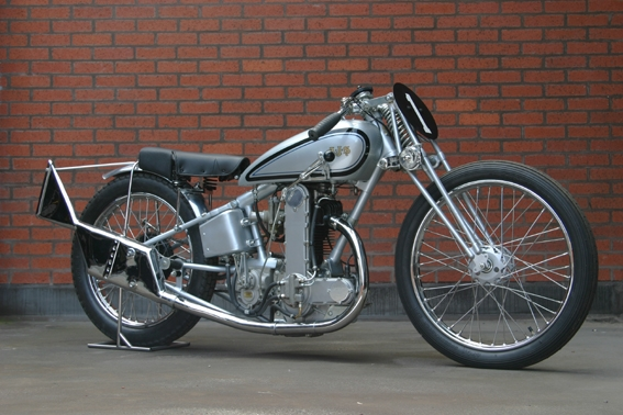 AJS R7 Track Racer technical specifications